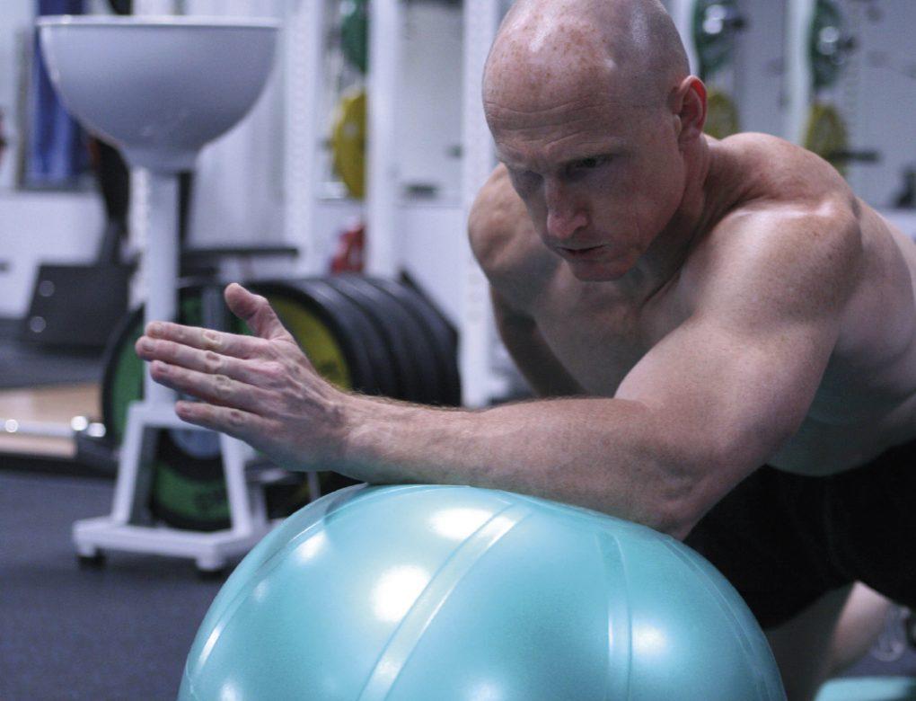 About CHEK Institute 2 Paul Chek swiss ball